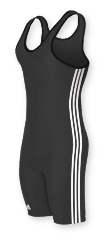 adidas Wrestling 3 Stripes Singlet ()