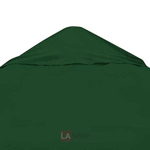 10x10 sq feet garden canopy gazebo top replacement cover for What is 10x10 in square feet