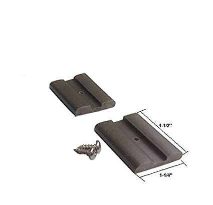 Sliding Shower Door Bumpers Set Of 2 Amazon