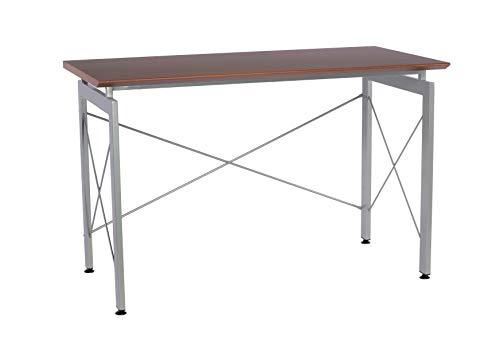 (Techni Mobili Stylish Writing Desk, Mahogany RTA-2012-M615 Stylish Writing Desk, Mahogany)