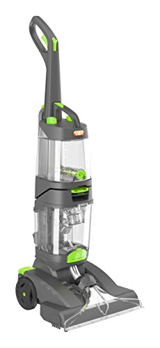Vax W85-Pl-T Dual Power Pro Advance Carpet Cleaner - Grey/Green