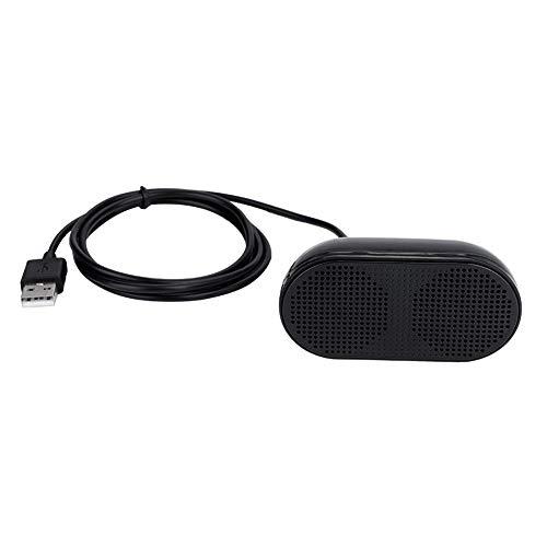 PC スピーカー ミニピーカー 高音質 小型 USB ノートパソコン用の商品画像