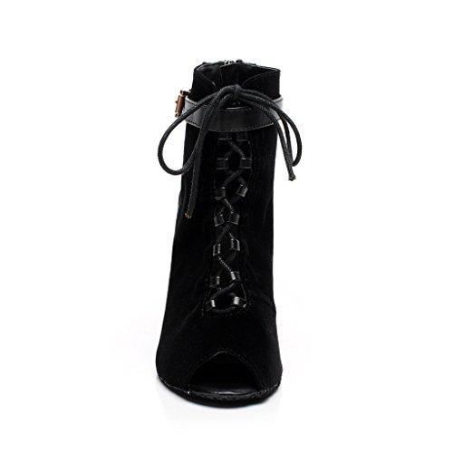 Tanzschuhe schwarz Damen Misu Damen schwarz schwarz schwarz Misu Tanzschuhe Tanzschuhe schwarz Misu Damen FAa5vxdxwq