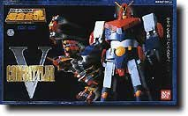 Mazinger: GX-03 Combattler V Die Cast Action Figure Soul of Chogokin by Bandai (Image #1)