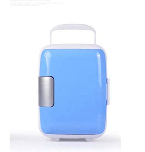 DSHBB Car Fridge Mini,car Refrigerator Box ,car Fridge Camping Fridge (Color : Blue) by DSHBB