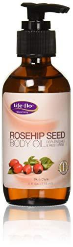 Life-Flo Rosehip Seed Body Oil, 4 Fluid Ounce