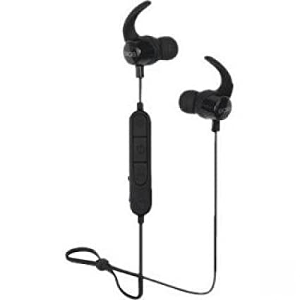 154ed450445 AUDIOVOX HPA201BK Black wireless earbuds - - Amazon.com