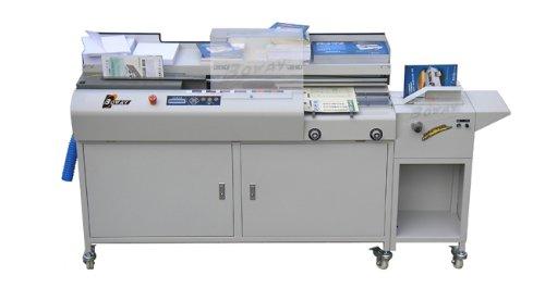 NEW 950Z5 Creasing Hot Glue Adhesive Book Binding Machine Plus 10 lbs FREE GLUE by UB