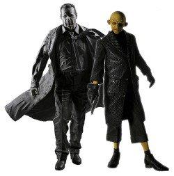 Sin City Hartigan VS Yellow Bastard Box Set Action Figure