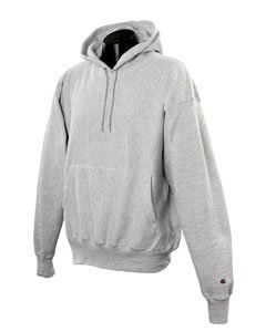 Amazon.com: Champion 12 oz. Reverse-Weave Fleece Hoodie Hoody ...