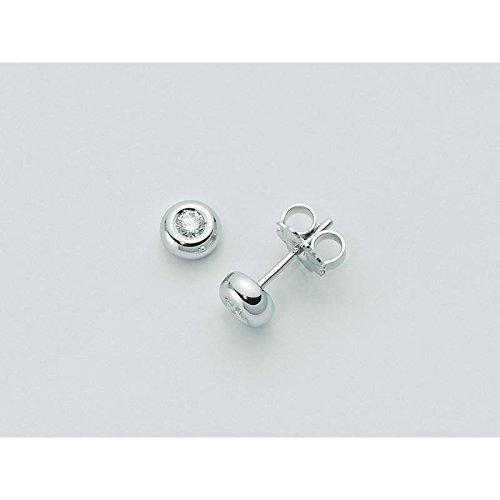 Boucles d'oreilles MILUNA les Parure diamant Basico erd1396010s or diamant