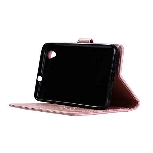 amp; Huawei 2 Card Pu Crazy Ii Flip En Slots Cuir Fairy Détachable Rosegold Stand Texture 2ème Relief Color Pour Avec Pattern Y6 Horse Génération Housse Girl 1 Lanyard Cash BwTnnqUd