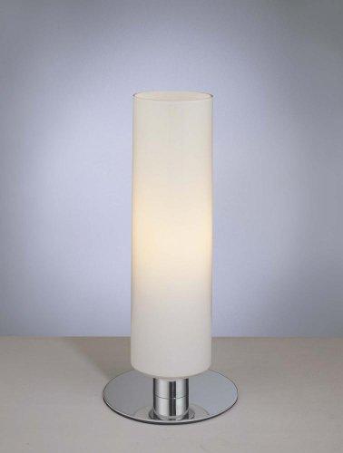 George Kovacs P661-077 Portables 1-Light Table Lamp, Chrome, 0.3