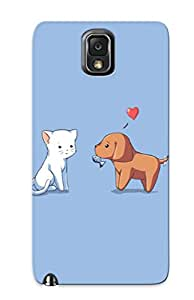 Cute High Quality Galaxy Note 3 Animal Artistic Case Provided By Kathewade