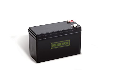 Moultrie 12-Volt Rechargeable Battery | Weather Resistant | Compatible with MOU 2007 or later cameras
