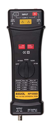 Rigol RP1050D High Voltage Differential Probe, DC-50 Mhz, 7000 Vpp