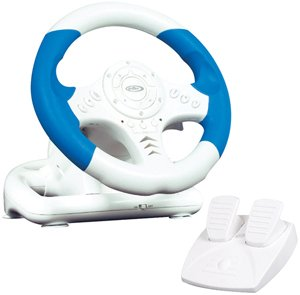 Wii Wireless Racing Wheel