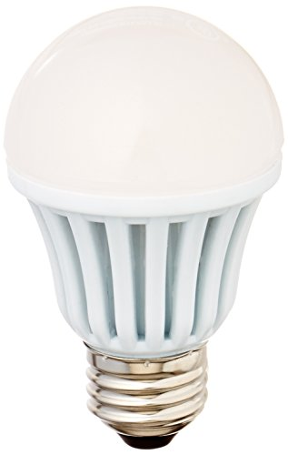 HitLights 6 Watt UL-Listed A19 Warm White LED Bulb - 20 Year Lifespan, Replaces 40 Watt - 3000K, 522Lumens, 110 Volts, E26