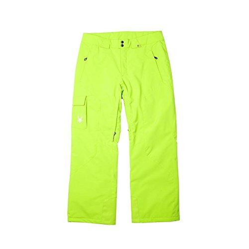 - Spyder Men's Troublemaker Pant, X-Large/Regular, Theory Green