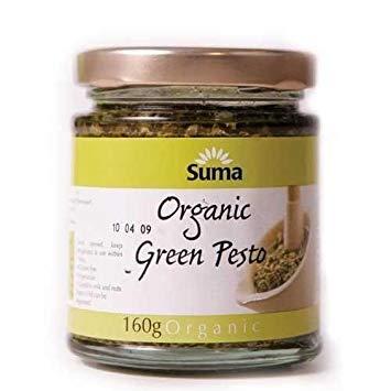 Suma - Suma Org Vegan Green Pesto   160g ()