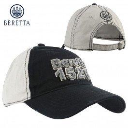 Beretta Men's 2-Tone Cap, Black, One Size