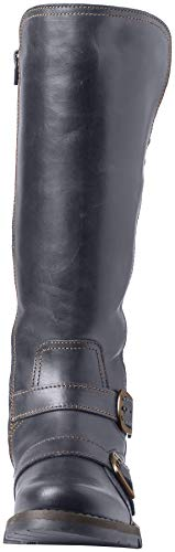 Diesel London Boots Grey Diesel Women's 003 Suda361fly Biker Fly aqZCC