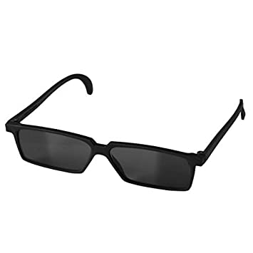 UW Boys and Girls Perfect for Secret Agents Spy Glasses (Multicolour)