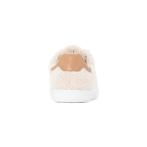 La Redoute Collections Frau Sneakers, Gefuttert Gre 36 Beige