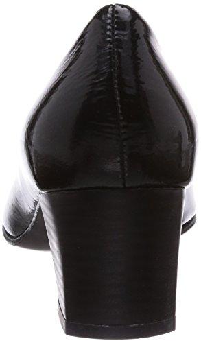 tacco Schwarz col Nero Diavolezza Black Scarpe Donna 4OxTTR