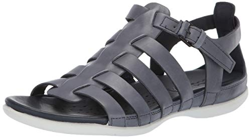 ECCO Women's Women's Flash Strappy Sandal Marine 42 M EU (11-11.5 US)
