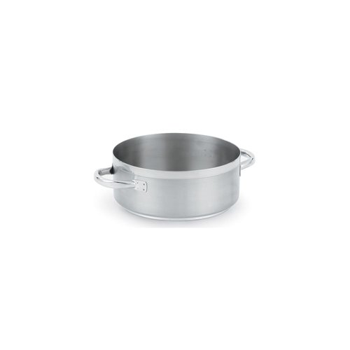 Vollrath (3328) 28-1/2 qt Induction Casserole/Brazier Pan by Vollrath