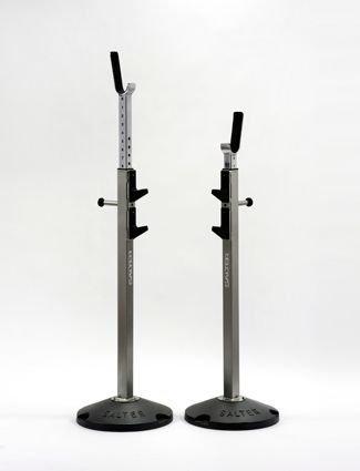 Salter - Soporte sentadillas