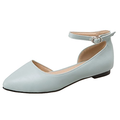 Plano Blue Pumps Mujer Shoes Coolcept Comodo 0wEqpE