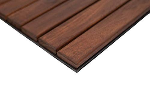 Lofty Homes Interlocking DIY Floor Decking Tiles, 12'' x 12'', Pack of 10