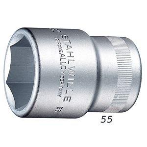 STAHLWILLE(スタビレー) 55-34 (3/4SQ)ソケット (6角) (05010034 B075VMZL2V