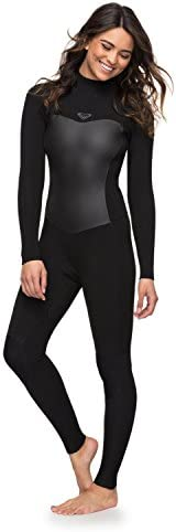 Roxy Womens 4 3Mm Syncro Series Back Zip GBS Wetsuit for Women Erjw103027