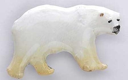 pintado de oso Polar de imán de nevera~MP040M: Amazon.es: Hogar