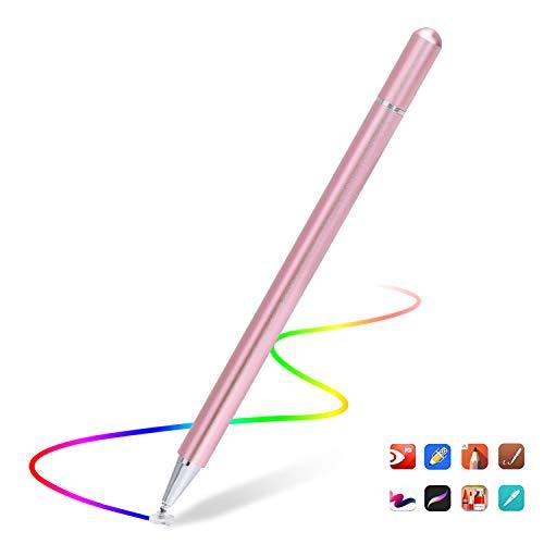 Lapiz Stylus Pen Capacitivo Para Pantallas Tactiles. Rosa