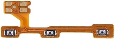 GoYisi Reparatie Onderdelen Vervangende Power Knop Volume Knop Flex Kabel voor Huawei P20 LiteNova 3e