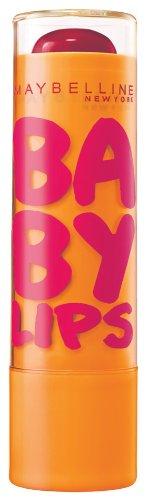 Maybelline New York Lèvres Hydratant Bébé Baume pour les lèvres, Cherry Moi, 0,15 once