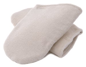 apy Professional Plush Insulated Mitts (Therabath Mitt)