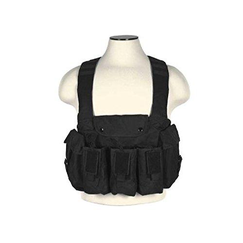 Kids Tactical Vest Kit, KINBON Adjustable Boys Nerf Vest for