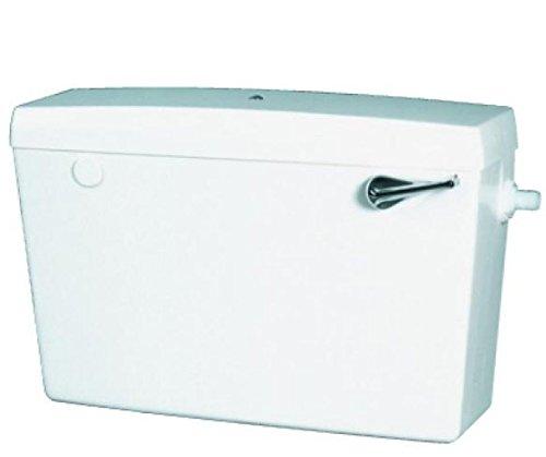 Macdee Elan White Toilet Cistern - Side Inlet