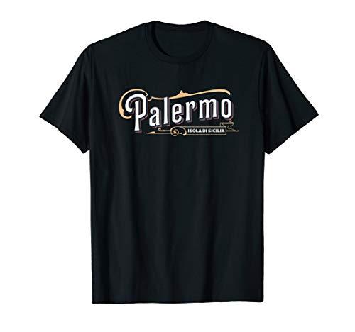 Vintage Style Palermo Isola di Sicilia -
