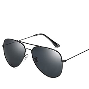 classic men's high-definition sunglasses frog mirror Retro driving mirror spectacles,7