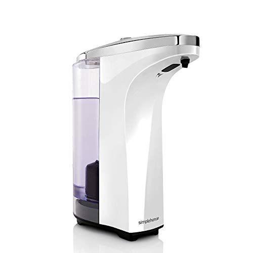 Plastic Automatic Soap Dispenser - 8