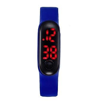 Reloj Inteligente de Hombre,Run Step Watch Pulsera Podómetro ...
