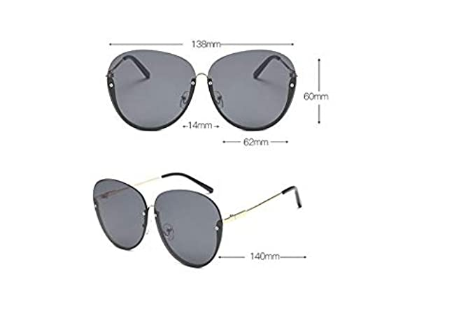 Uv Mezza Uv400 Donna Cornice Stati Uniti Sole Uomo Moda E Occhiali Protezione Tendenza Da Sole,europa