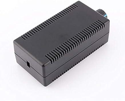 Jullyelegant 12V 24V 48V 2000W 10-50V 40A Controlador de Velocidad del Motor del Cepillo PWM HHO RC Controller - Rojo Negro