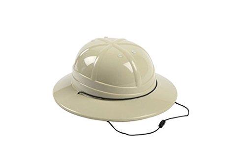 Aeromax Jr. Pith Safari Helmet with adjustable headband (Zookeeper Costume)